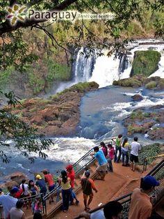 Saltos del Monday Paraguay