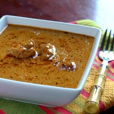 Indian Food Recipes From Bharathi's Kitchen: Butter Chicken Recipe