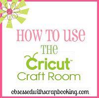 Cricut Craft Room Layers Video