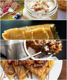 10 Pumpkin Desserts (That Aren't Pumpkin Pie!)