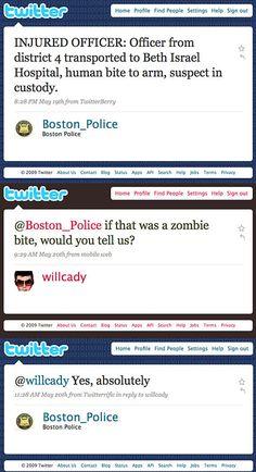 zombie apocalypse... or not?