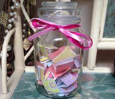 idea, life, crafti, creat, gratitud jar, inspir, gratitude jar, diy, jars