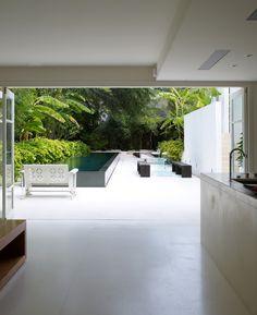 Designer John Rocha's house in Provence