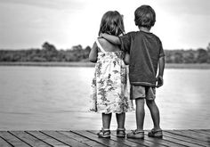 Young love....
