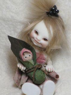 fairiesfantasi doll, fari, faeri, fantasi poppen, pixi, elv, thing