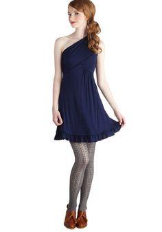 Midnight Sun Dress in Navy | Mod Retro Vintage Dresses | ModCloth.com