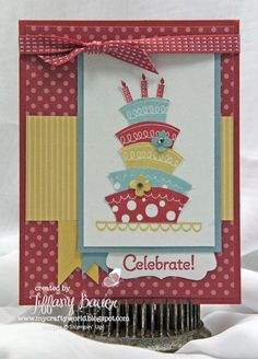 My Crafty World: 1 2 3 4 No it's FIVE!