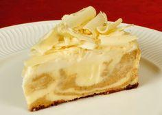 Pumpkin spice White Chocolate Cheesecake!