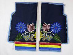 Ojibway legging/ floral