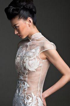 #cheongsam #qipao #chinese #orientalia #asian #fashion