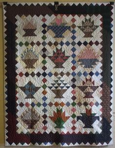 Bountiful Baskets - The Quilter Upstairs