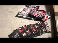 Quest to Getting RIPPED! - Tapout XT Unboxing + King of the Web!