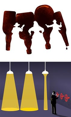 New Illustrations by Tang Yau Hoong