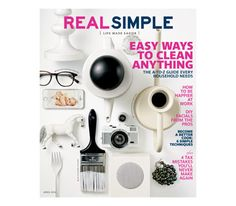 Featured in April 2014 | RealSimple.com