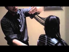 tutorial: layered haircut