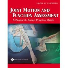 For assessment of joint ROM