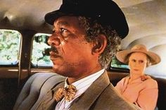 """Daisy Werthan (Jessica Tandy): """"Did you have the air-conditioning checked? I told you to have the air-conditioning checked."""" // Hoke Colburn (Morgan Freeman): """"I had the air-conditioning checked. I don't know what for. You never allow me to turn it on."""" // Daisy Werthan: """"Hush up!"""" -- from Driving Miss Daisy (1989) directed by Bruce Beresford"""