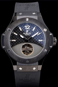 Hublot Big Bang Luxury Watch.