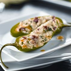 Cheese  Bacon Jalapeno Rellenos