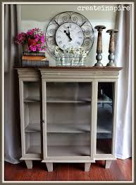 Great idea for repurposing my old buffet and hutch!