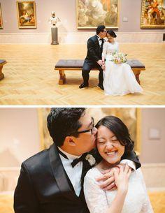Juewon + Jane: Cleveland Museum of Art Wedding Ohio #clevelandmuseumofart #clevelandart #wedding #venue #weddingvenue #artmuseum ohio clevelandmuseumofart, cleveland museum