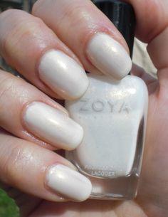 Concrete and Nail Polish: Zoya Gaia