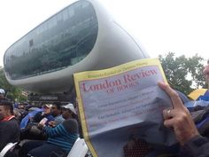 When rain stops play it's always good to have a Plan (LR)B. #Readeverywhere