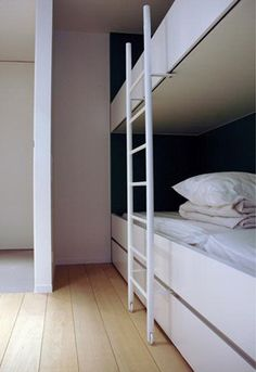 Modern Childrens Bedroom Bunks