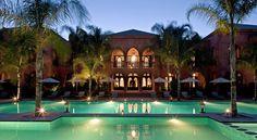 marrakech, mosaics, mosaic palai, spas, hotel