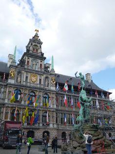 Antwerp, Belgium · City Guides · Cut Out + Keep Craft Blog
