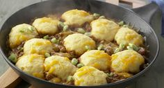 ♥ Stove Top Tamale Pie