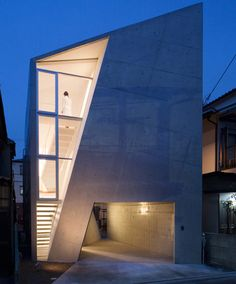 House Folded by Alphaville