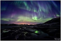 See the Northern Lights-I saw this in Goose Bay, Labrador. It was spectacular!