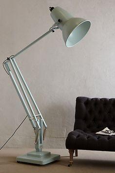 Giant Anglepoise Floor Lamp