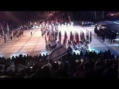 7 short videos of last year's Yom Ha'atzmaut celebration at Mount Hertzel, Jerusalem