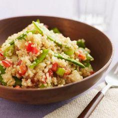 Tuna and Quinoa Salad - Shape Magazine