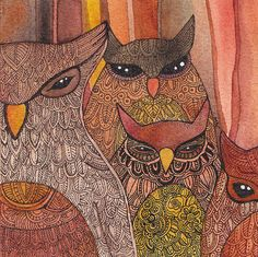 parliament of owls b...