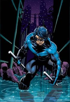 Nightwing aka Dick G