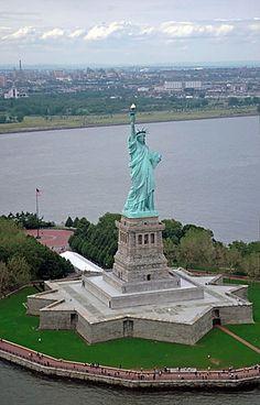 Statue of Liberty ~ New York City, New York