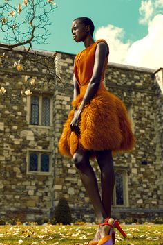 models, fashion conduct, blackberri style, color, fashion flair, dresses, fashion editorials, african beauti, fashion african