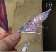 how to: fairy wings