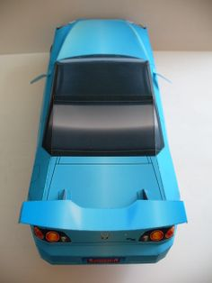 Honda S2000 Paper Model (Free Model)