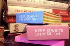 Writing Tips: Finding the Time to Write and Blog. www.daintymom.com