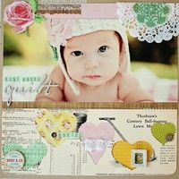 A Project by naomi atkins from our Scrapbooking Gallery originally submitted 04/28/12 at 12:13 PM