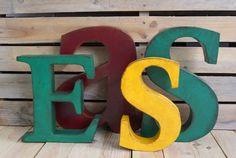 letras decorativas la factoria plastica