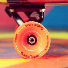 ... I miss my Otang wheels ... I miss my longboard.. @orangatangwheels #4President  .
