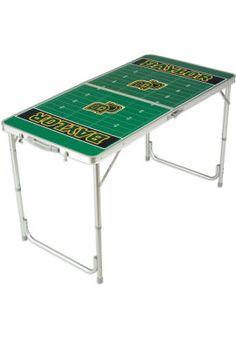 #Baylor Folding Tailgate Table