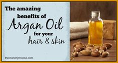 The Amazing Benefits of Argan Oil for Hair and Skin