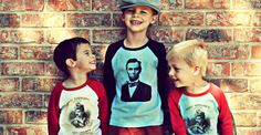 Wee Rascals.  T-shirts with real life Heroes!  www.wee-rascals.com