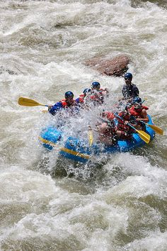 White Water Rafting through the Grand Canyon  to do!!!